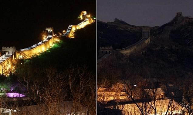 Thế giới hưởng ứng giờ Trái đất 2012 - ảnh 4