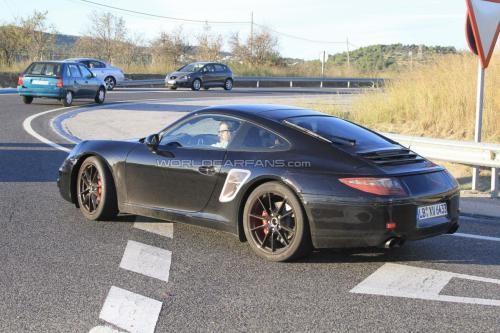 Hé lộ thông tin về Porsche 911 đời 2012 - ảnh 9