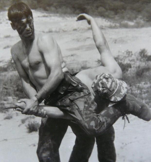Ảnh hiếm: Hải quân Liên Xô ở Cam Ranh - ảnh 8
