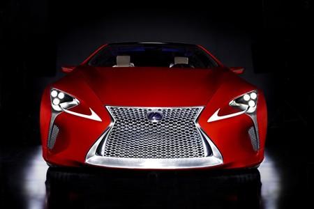 Lexus sẽ sản xuất đại trà 'quái thú' LF-LC - ảnh 3