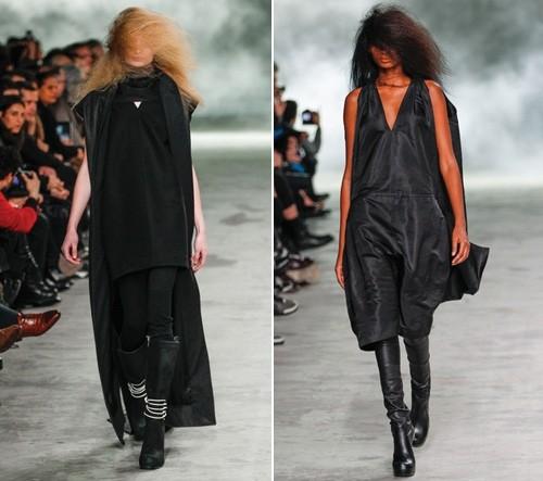 Những kiểu tóc 'nổi loạn' trên sàn catwalk Paris - ảnh 7