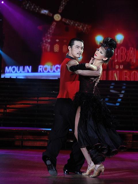Bước Nhảy Hoàn Vũ: Trương Nam Thành bất ngờ dẫn đầu - ảnh 2