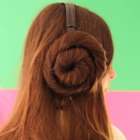 Những sản phẩm độc đáo làm từ tóc - ảnh 11