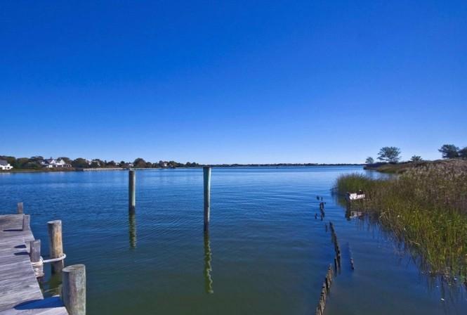 Khung cảnh hoang sơ và thơ mộng của vịnh Quantuck