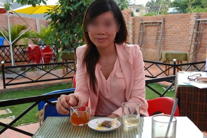 Chị Trần Thị A. M