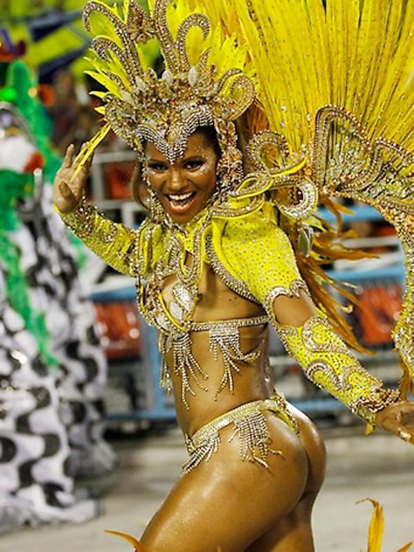 Tưng bừng lễ hội Carnival lớn nhất hành tinh - ảnh 4