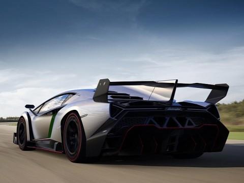 Siêu bò Lamborghini Veneno chỉ tồn tại 3 chiếc - ảnh 3