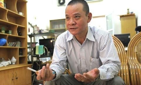 Nhà văn Phạm Ngọc Tiến được biết đến với nhiều kịch bản phim chính luận như Ma làng, Gió làng Kình, Đất và Người, Luật đời...