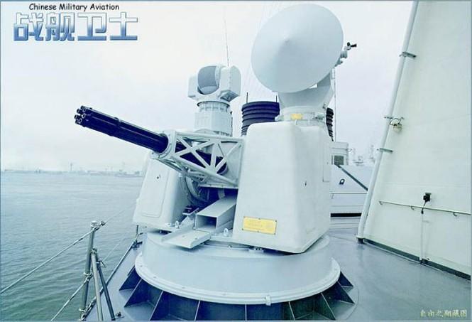 'Nội soi' tham vọng khu trục hạm Trung Quốc - ảnh 33