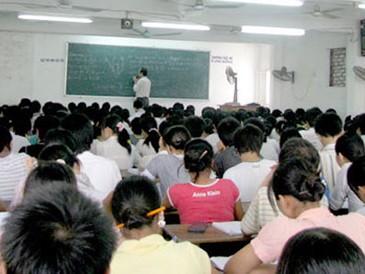 Việc ôn thi trong thời gian quá ngắn theo nhiều thầy cô là sẽ không đạt được hiệu quả.