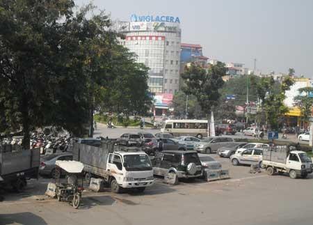 Điều chỉnh quy hoạch nút giao thông Bưởi-Nghĩa Đô - ảnh 1