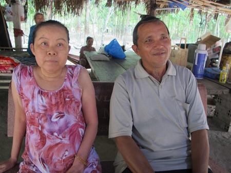 Bà Ba, ông Nhanh sắc diện hồng hào, khỏe mạnh nhờ nấm lim xanh