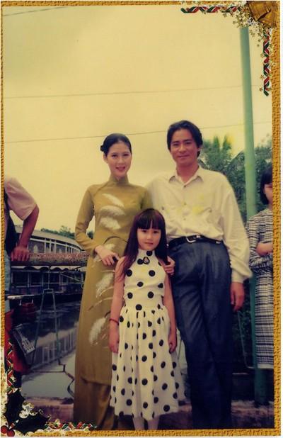 Với Diễm Hương và Huỳnh Anh Tuấn
