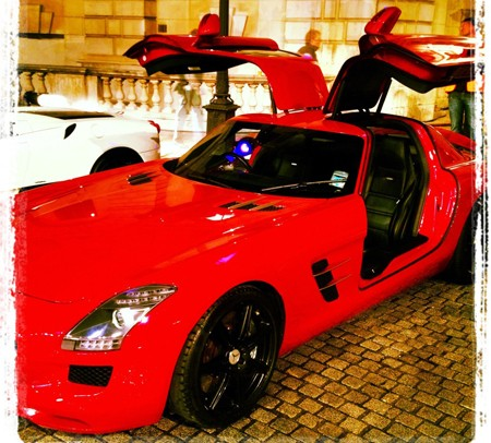 Tìm hiểu dàn xe trong Fast&Furious 6 - ảnh 7