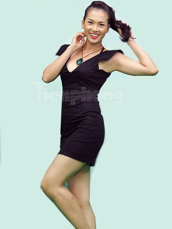 Ngắm kiều nữ của Bước Nhảy Hoàn Vũ 2012 - ảnh 6