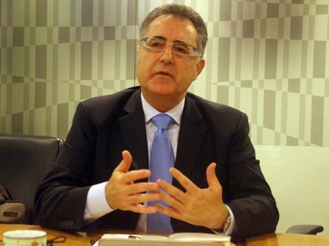 Ông Sam Cucurullo, chuyên gia Quản lý bất động sản, với 30 năm kinh nghiệm quản lý với 2.500 bất động sản cao cấp, 13.000 hợp đồng thuê tại khu vực châu Á Thái Bình Dương...Ảnh: Hoàng Lan