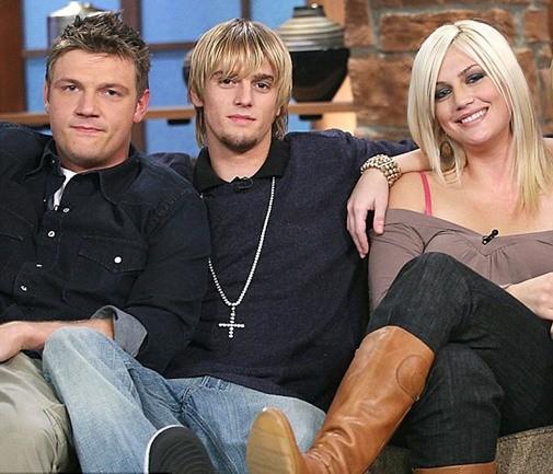 Nick, Aaron và Leslie Carter