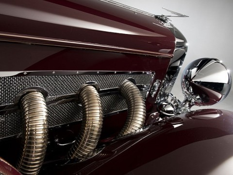 Ngắm xe cổ Duesenberg 1935 có giá 4,5 triệu USD - ảnh 9