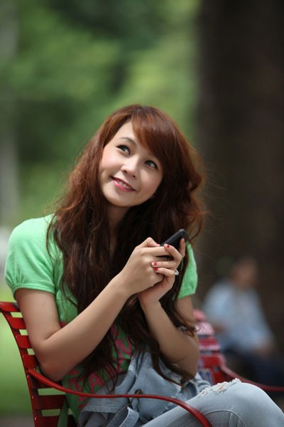 Hotgirls Việt - xưa và nay - ảnh 6
