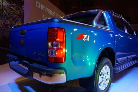 Cận cảnh Chevrolet Colorado LTZ - ảnh 7