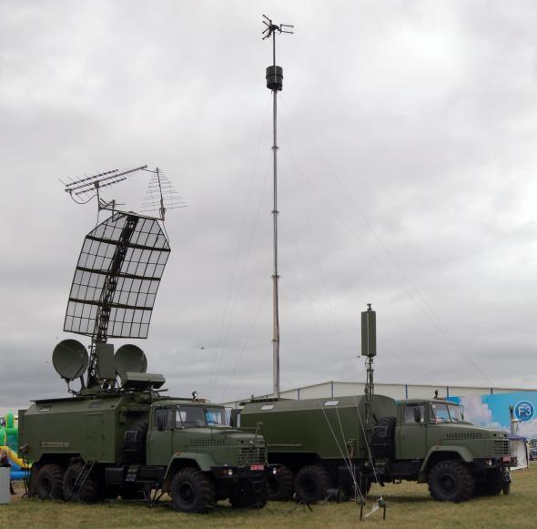 Trạm radar Koltruga