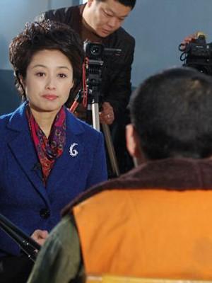 Ngôi sao truyền hình Ding Yu             Nguồn: BB