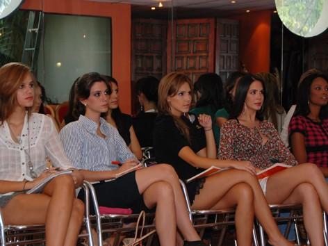 Một góc Trung tâm đào tạo Hoa hậu- Miss Venezuela