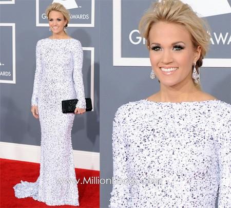Những chiếc váy hàng hiệu tại lễ trao giải Grammy - ảnh 13