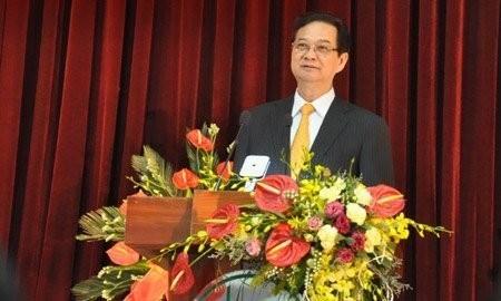 Thủ tướng Nguyễn Tấn Dũng phát biểu tại ĐHQG Hà Nội