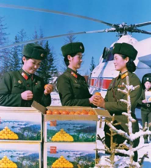 Những hình ảnh về quân đội Bắc Triều Tiên (kỳ III) - ảnh 17