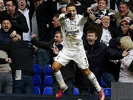 Chiến thắng xứng đáng dành cho Tottenham