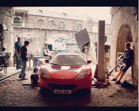 Tìm hiểu dàn xe trong Fast&Furious 6 - ảnh 10