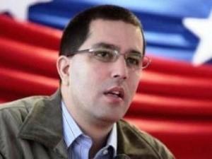 Tân Phó tổng thống Venezuela Jorge Arreaza. Ảnh: ciudadccs.info