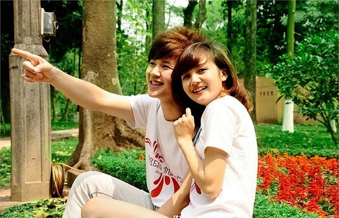 Cặp đôi của Thào Thị Dung nom quá trẻ trung