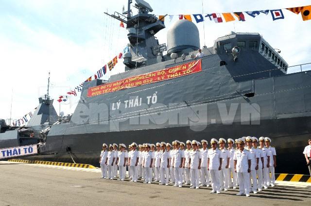Khám phá uy lực chiến hạm Lý Thái Tổ - ảnh 15