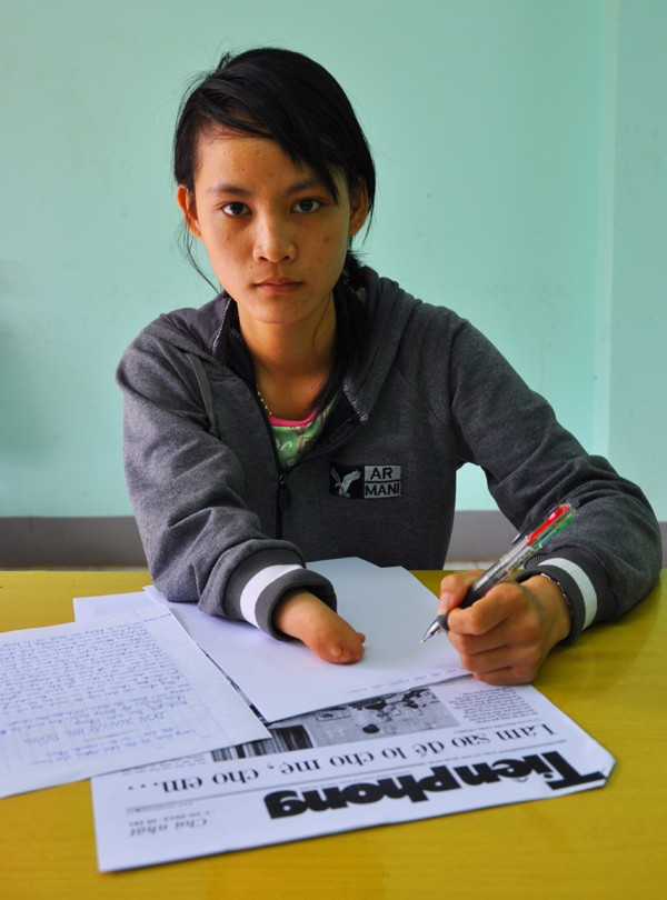 Trần Thị Tú Anh