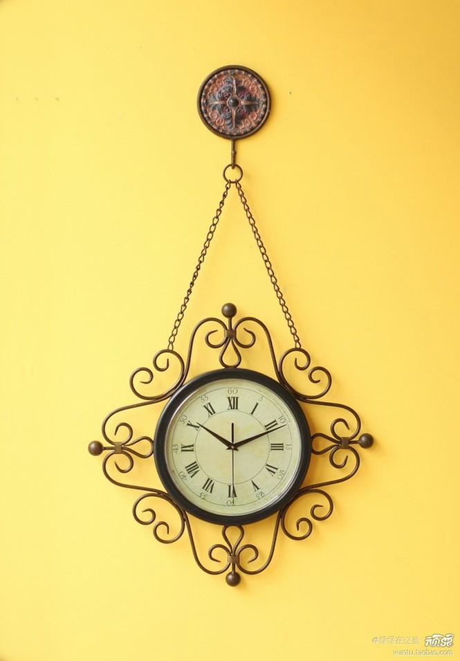 Đồng hồ cho nhà thêm xinh - ảnh 6