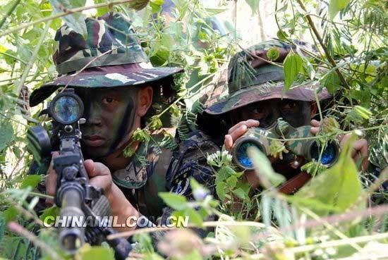 'Soi' lực lượng lính thủy đánh bộ Hải quân TQ - ảnh 2