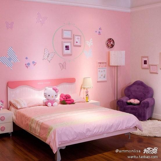 Mẫu phòng ngủ cực xinh cho bé yêu - ảnh 13