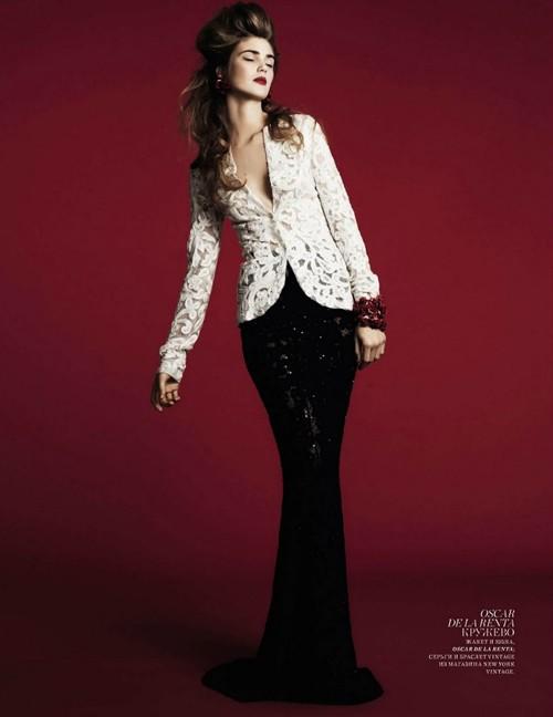 Hai siêu mẫu ngọt ngào trên Harper Bazaar - ảnh 2