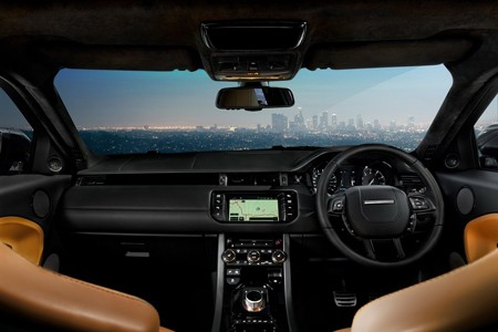 Cận cảnh Range Rover Evoque bản 'bà xã' Beck - ảnh 9