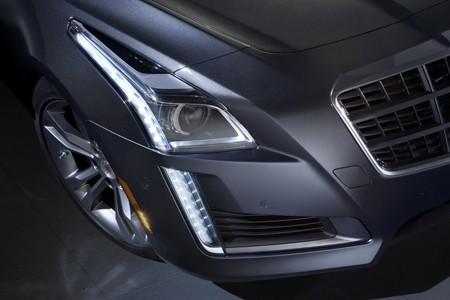 Cadillac CTS 2014: 'thi đấu' với xe Đức - ảnh 8