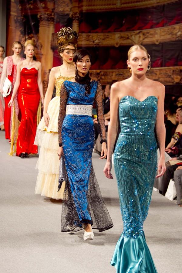 Hoàng Thùy lọt mắt xanh 'cha đẻ' Couture Fashion Week - ảnh 10