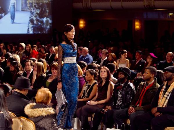 Hoàng Thùy lọt mắt xanh 'cha đẻ' Couture Fashion Week - ảnh 9