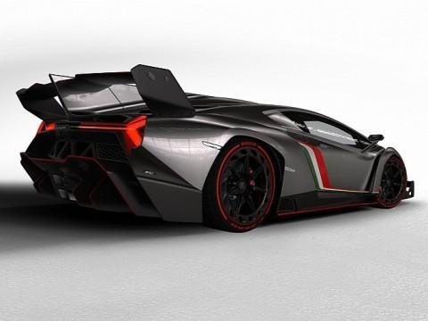 Siêu bò Lamborghini Veneno chỉ tồn tại 3 chiếc - ảnh 6