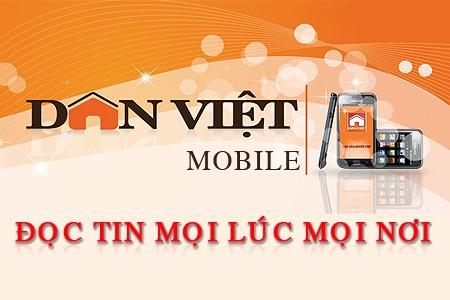 Đọc báo mọi nơi với Dân Việt Mobile - ảnh 1