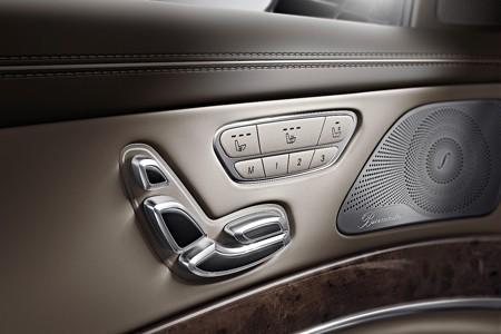 'Ngó' nội thất siêu sang của Mercedes S-Class 2014 - ảnh 8