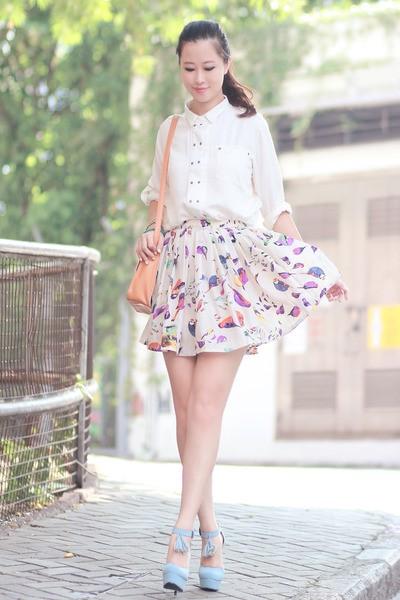Mix đồ chất như blogger thời trang Hồng Kông - ảnh 11