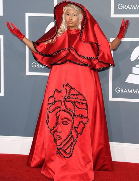 Những chiếc váy hàng hiệu tại lễ trao giải Grammy - ảnh 6