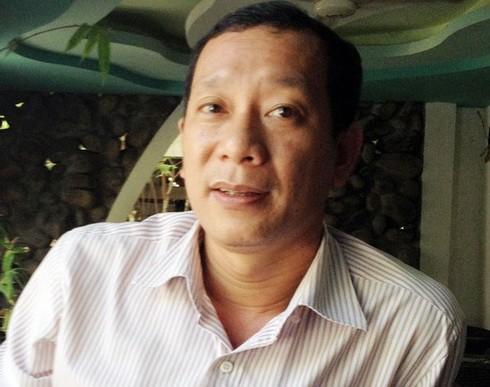 Cũng như bà Nhãn, tuần trước ông Tâm được cơ quan tố tụng ở TP Cà Mau xác định là bị hại của nhà thầu Phương. Song, ngày 18/3 ông này bị bắt về hành vi Nhận hối lộ. Ảnh: Duy Khang